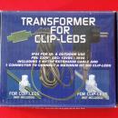 Transformator voor Clip leds
