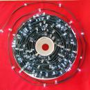 Clip-led 45 meter 300 LED WIT
