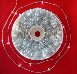 Clip-led 45 meter 300 LED WIT 4:1 FLASH