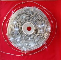 Clip-led 45 meter 300 LED WIT ALL FLASH