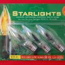 3 Reservelampjes voor Starlights  Neon Flame