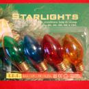 4 Reservelampjes voor Starlights gekleurd