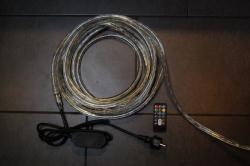 LED Lichtslang 2 meter synchrone RGB