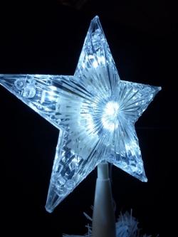 Led Starlight Ster Kleur Blauw 20 X 20 Cm Led Kleur Cm