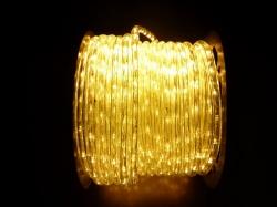 LED Lichtslang 40 meter kleur WARM WIT