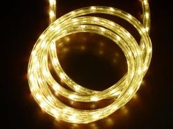 LED lichtslang 10 meter kleur WARM WIT