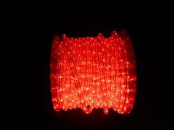 LED Lichtslang 40 meter kleur ROOD