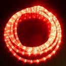 LED lichtslang 20 meter kleur ROOD