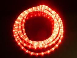 LED lichtslang 10 meter kleur ROOD