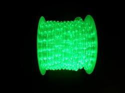LED Lichtslang 40 meter kleur GROEN