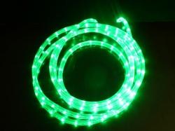 LED lichtslang 10 meter kleur GROEN