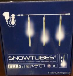 Snowtube Starter set met 3 tubes