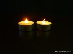 LED waxinelicht